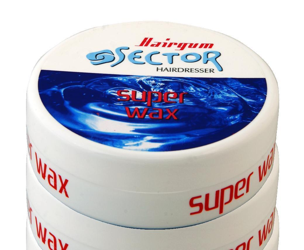 Sector Super Wax Ultra Strong 150 mL