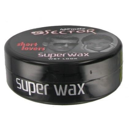 Sector Super Wax Wet Look 150 mL
