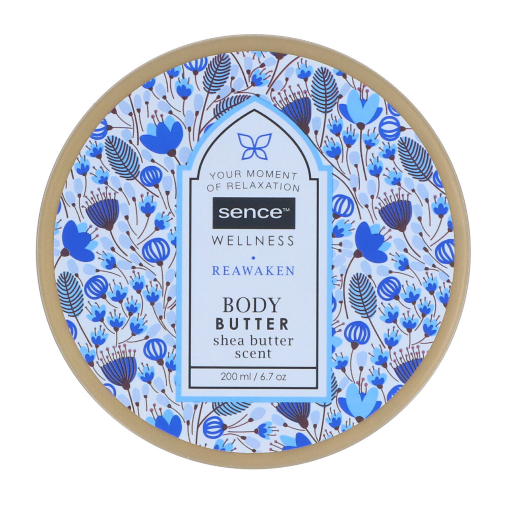 Sence Of Wellness Bodybutter Reawaken 200 ml