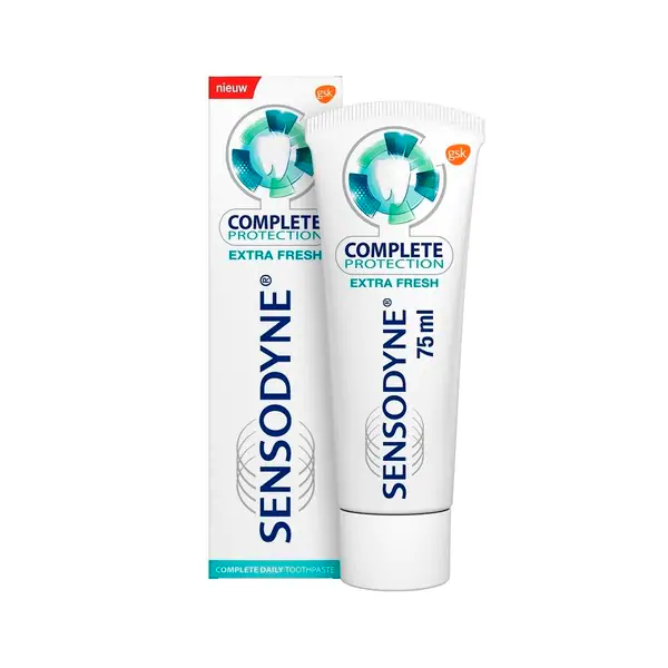 Sensodyne Tandpasta Complete Protection Extra Fresh - 75 ml