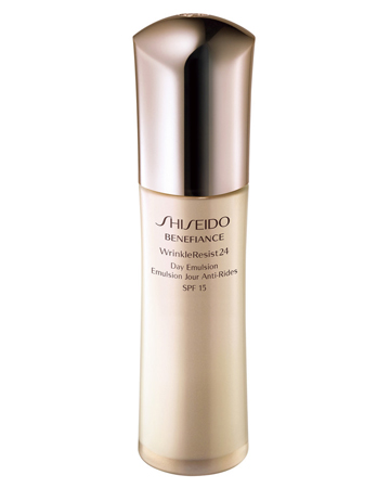 Shiseido Benefiance Wrinkle Resist 24 SPF15 Day Emulsion 75 ml