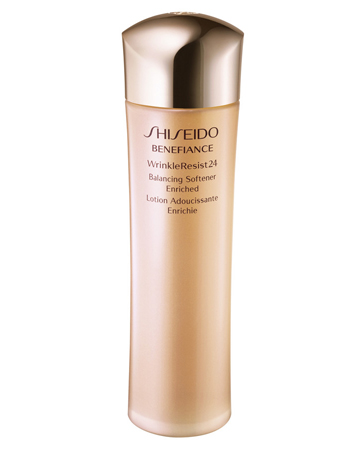Shiseido Benefiance WrinkleResist24 Enriched Balancing Softener 150 ml