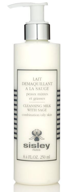 Sisley Demaquillant Cleansing Milk with Sage 250 ml