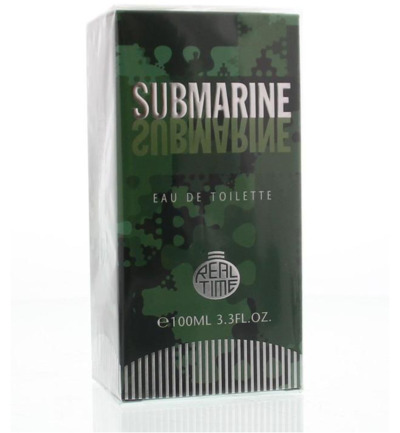 Submarine Submarine Eau De Toilette Man (100ml)