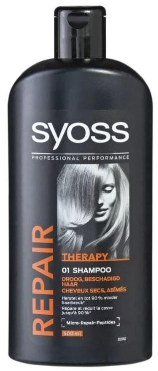 Syoss - Shampoo Repair Therapy - 500 ml