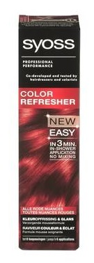 Syoss Color Refresher Mousse Rode Nuances