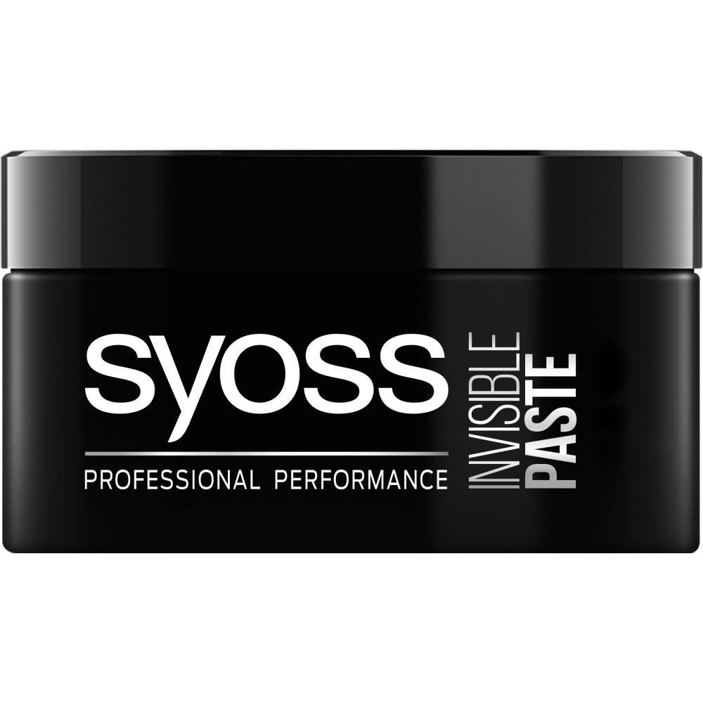 Syoss Paste Jar Invisible 100 ml