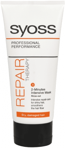 Syoss Professional Repair Therapy - 2 minuten masker 200 ml