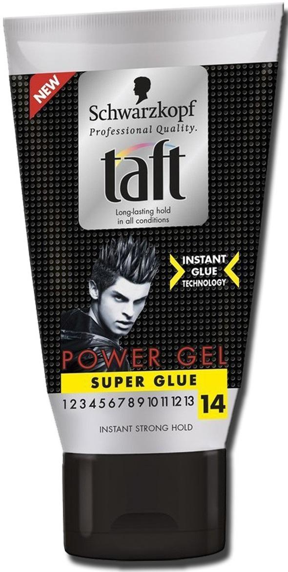 Taft - Power Gel Super Glue 14 Tube 150 ml