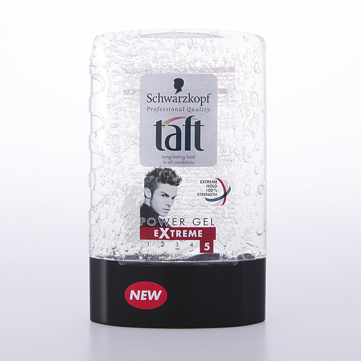 Taft Power Gel Extreme 300 mL