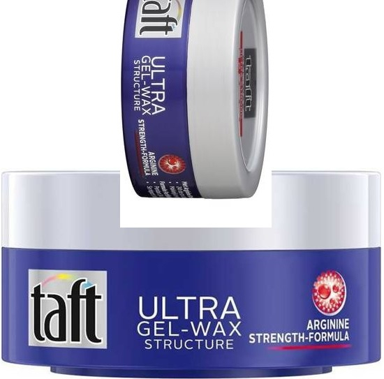 Taft Ultra-Wax Fixing Structure Nr.2 - 75 ml