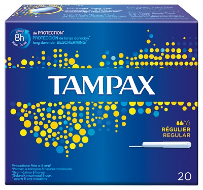 Tampax Tampons Normaal