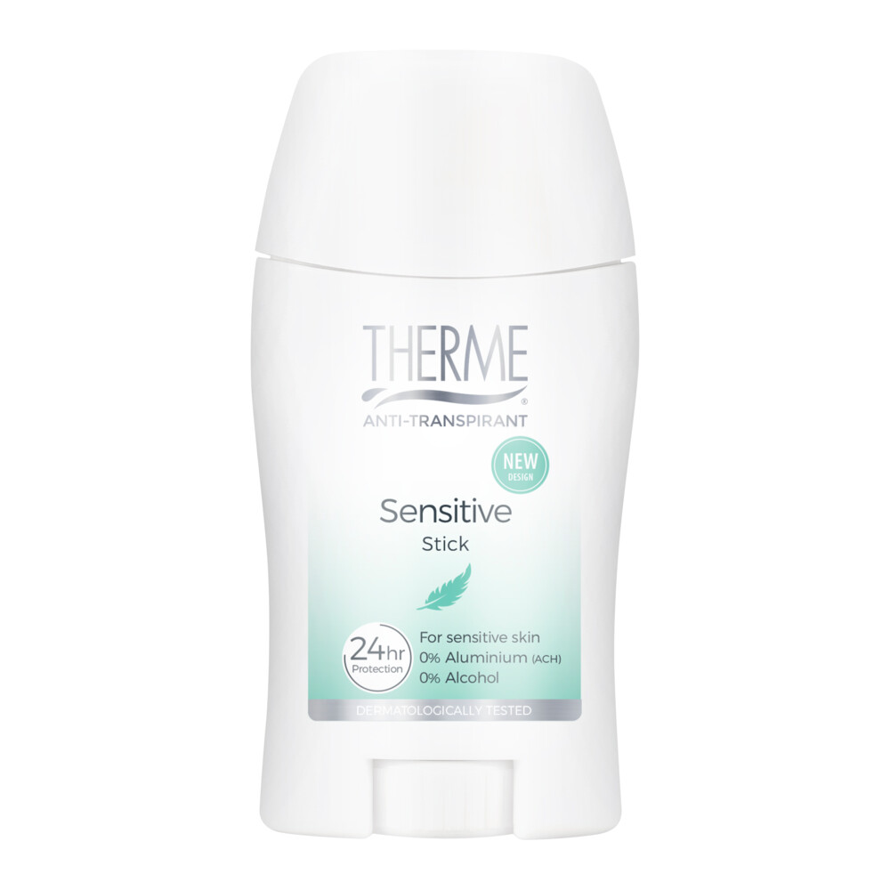 Therme Anti-Transparant Sensitive Stick 50 gr
