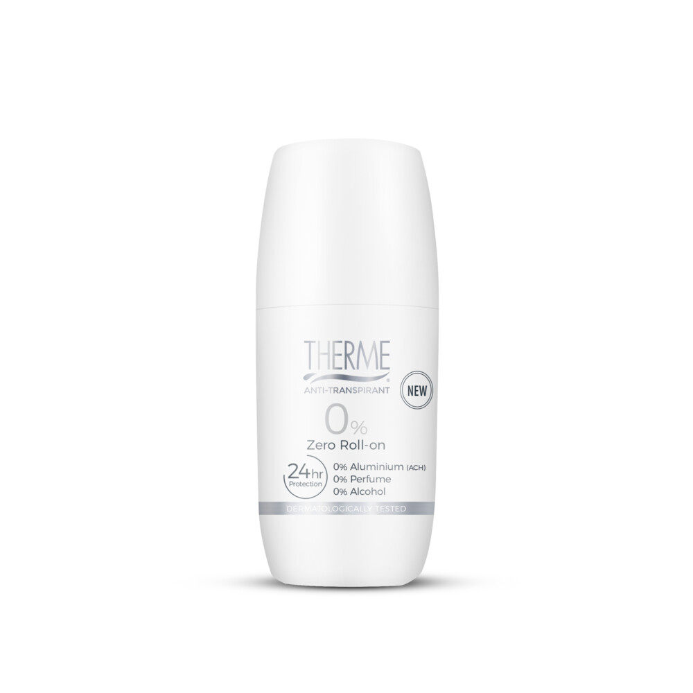 Therme Anti-Transparant Zero Roller 60 ml