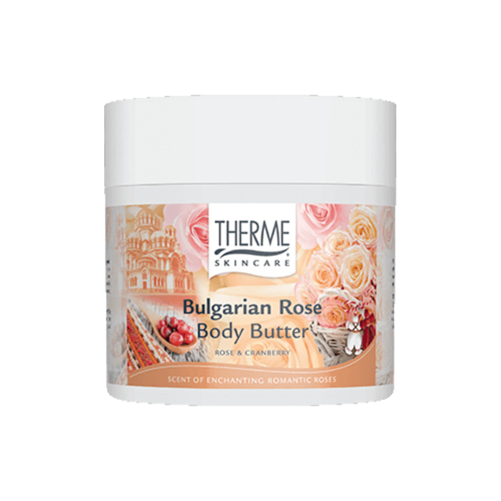 Therme Body Butter Bulgarian Rose 250 ml