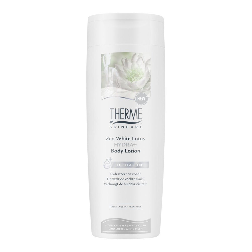 Therme Bodylotion Zen white Lotus 250 ml