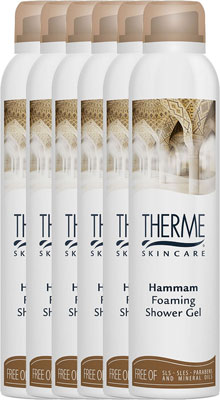Therme Hammam Foaming Shower Gel Voordeelverpakking