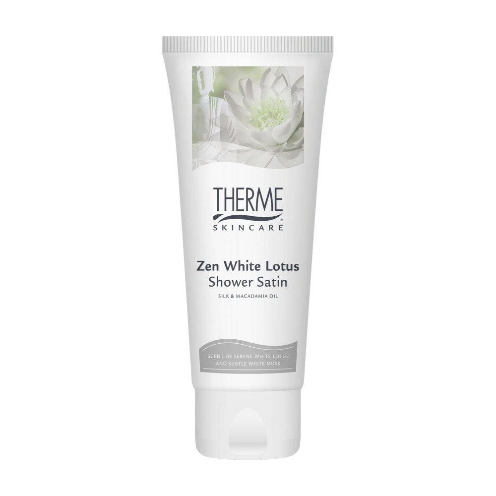 Therme Shower Satin Zen White Lotus 75 ml
