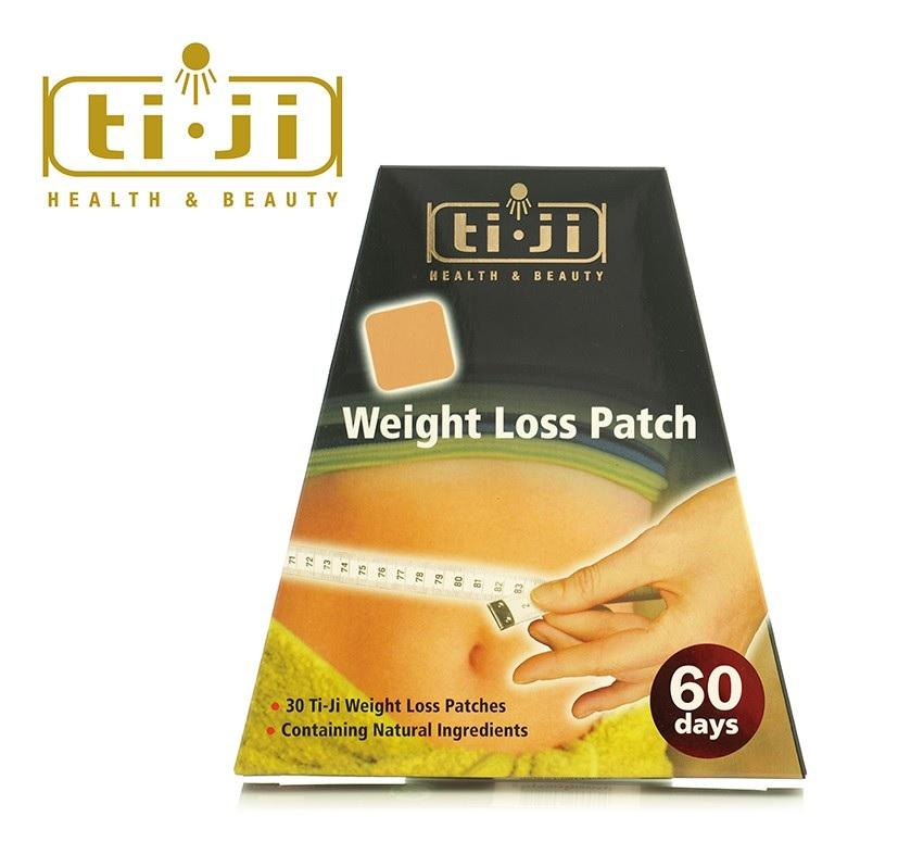 Ti-Ji Weight Loss Patch Afslankpleisters - 60 stuks
