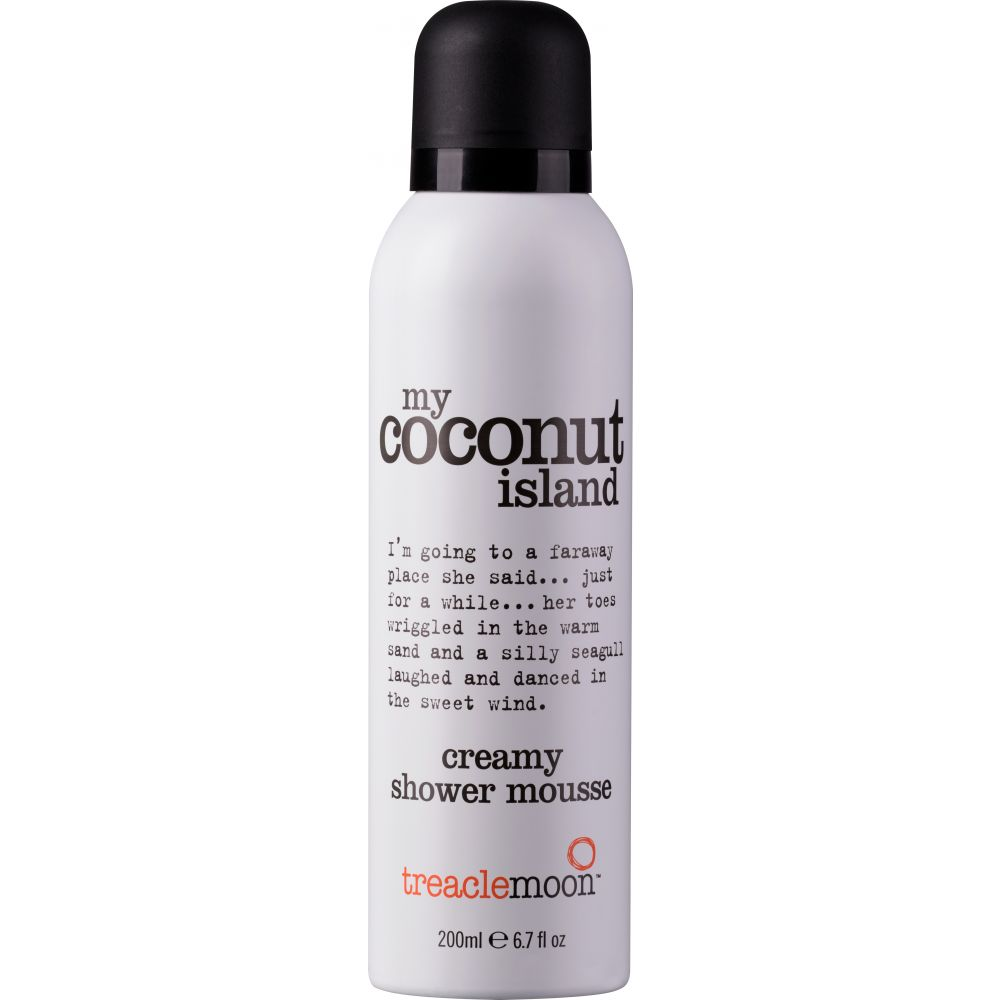 Treaclemoon Douche Foam Coconut 200 ml