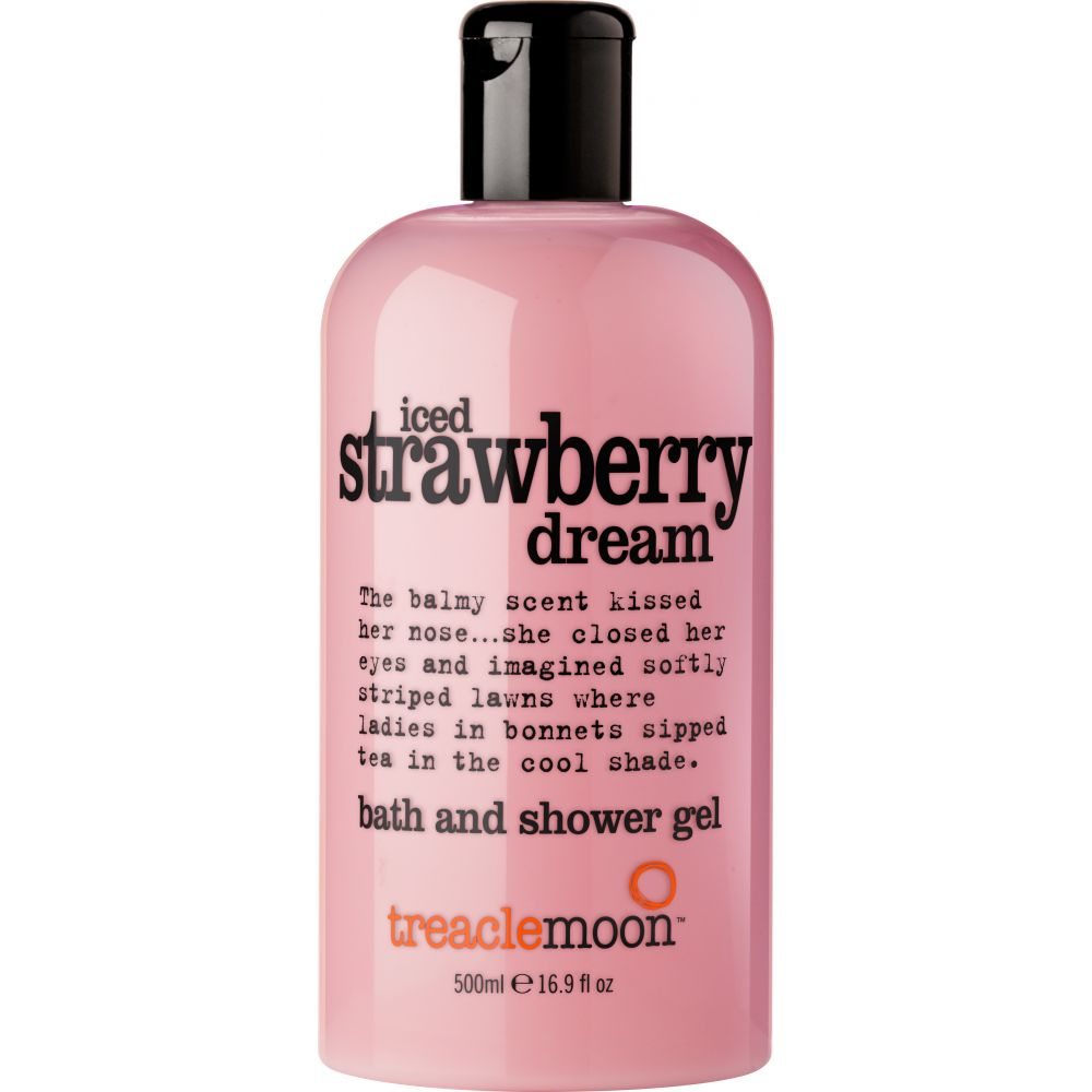 Treaclemoon Douchegel Iced Strawberry Dream - 500 ml