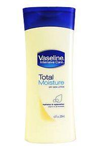 Vaseline Bodylotion Intensive Care Total Moisture 400 mL