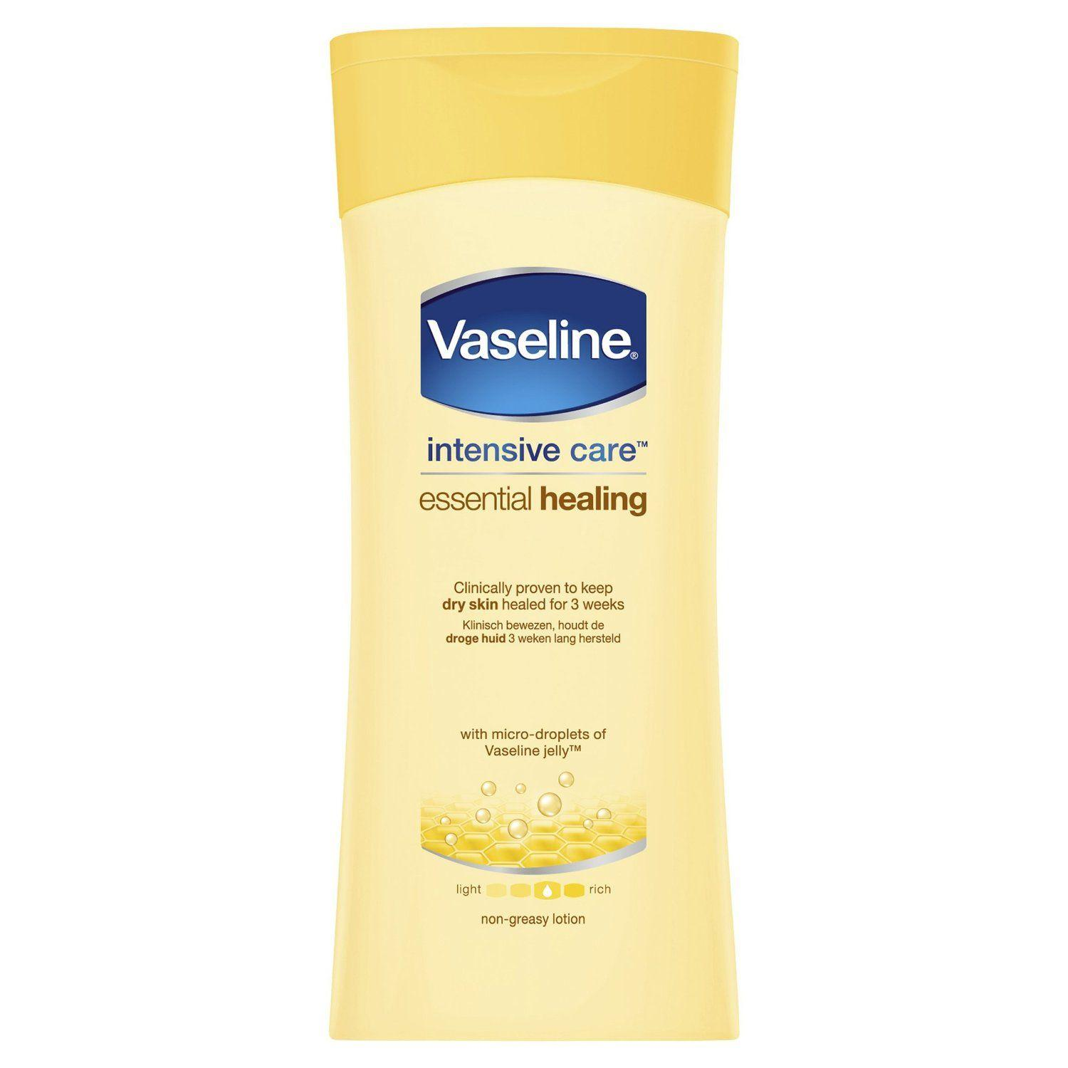 Vaseline Essential Moisture Body Lotion - 200ml