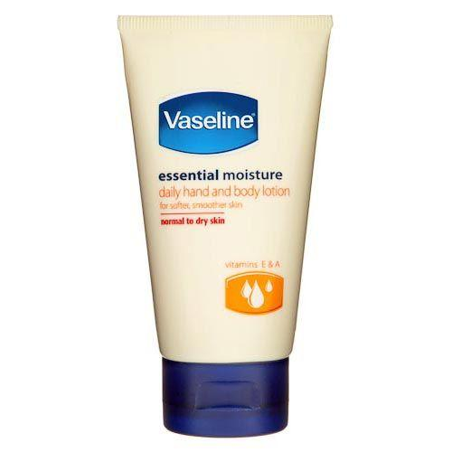 Vaseline Essential Moisture Daily Hand And Body Lotion 75 ml