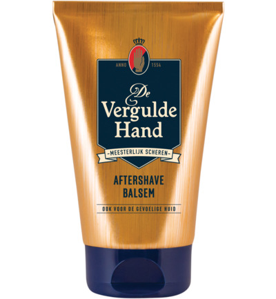 Vergulde Hand Aftershave Balsem (100ml)
