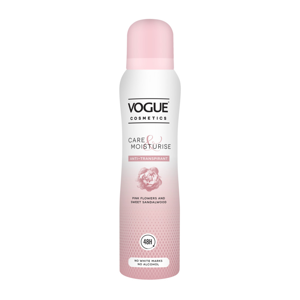 Vogue Care&Moisturise Anti Transpirant 150 ml