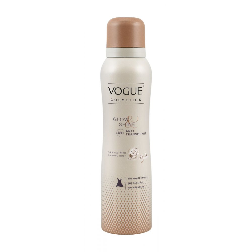Vogue Glow&Shine Anti Transpirant 150 ml