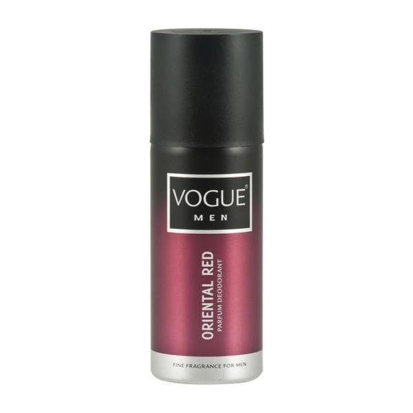 Vogue Men Oriental Red Deodorant Spray 150ml