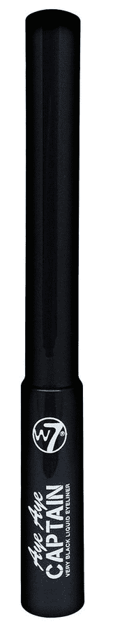 W7 Aye Aye Captain - Liquid Eyeliner 5ml