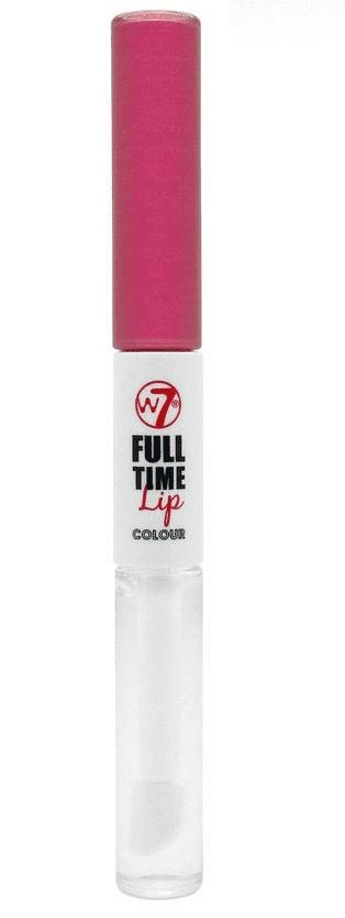 W7 Full Time Lipgloss - Lip Color Angel Dust 3g