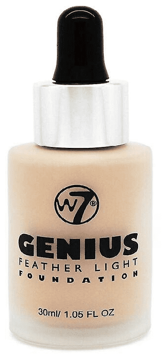 W7 Genius Foundation - Buff 30ml