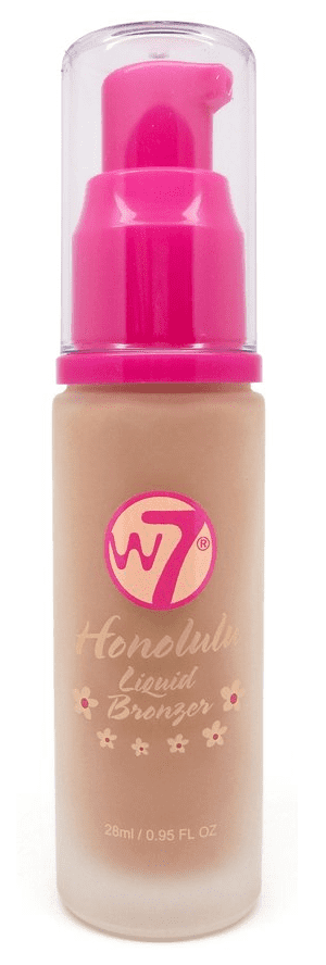 W7 Honolulu Liquid - Bronzer 28ml