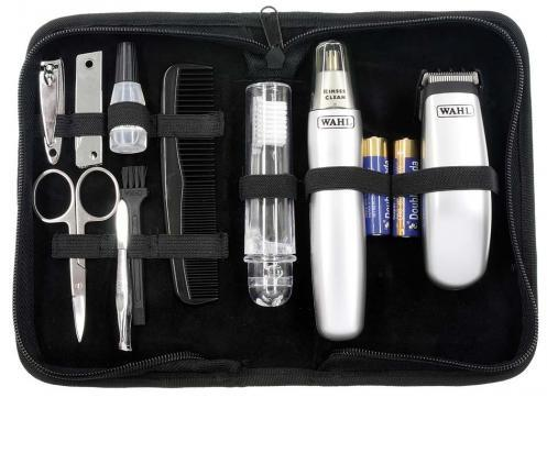 Wahl 9962 Travel Kit met Tondeuse, Trimmer & Meer