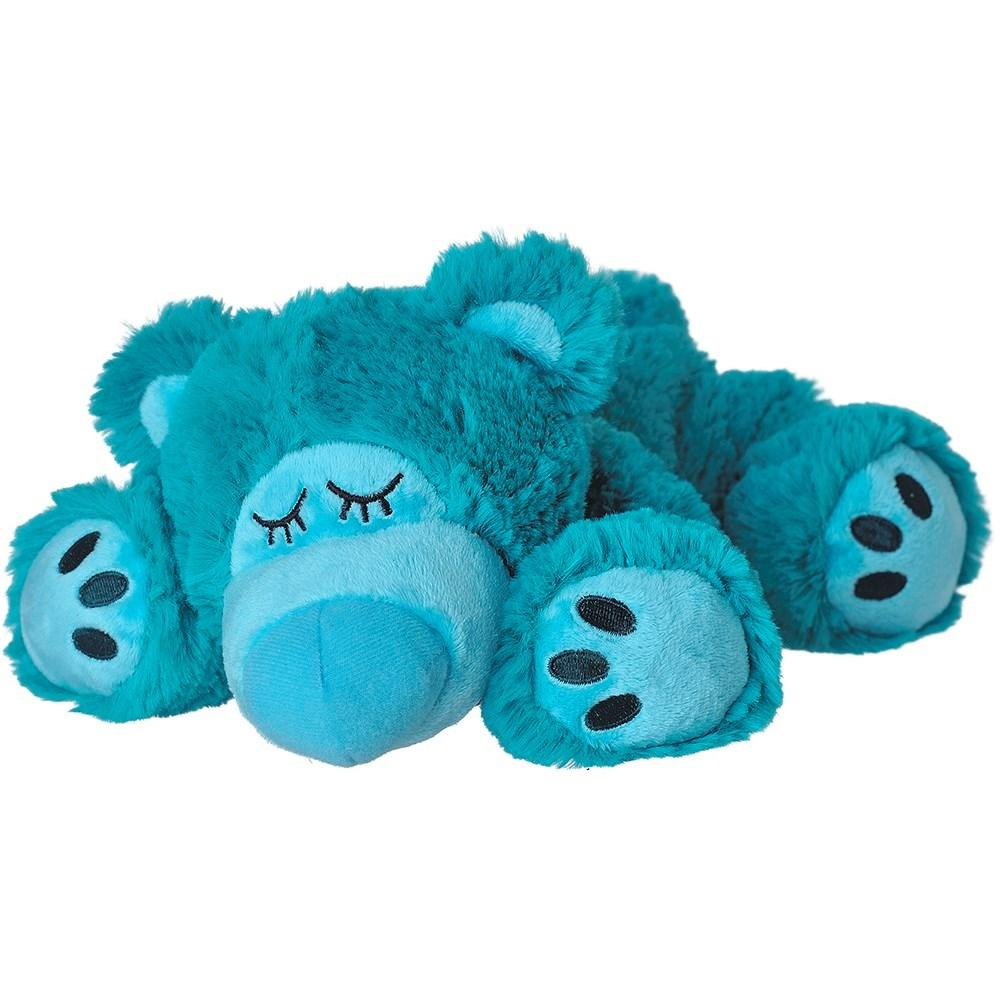 Warmies Beddy Bear - Sleepy Bear Turqoise