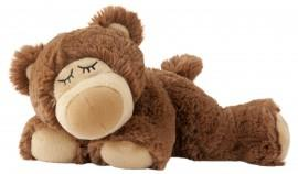 Warmies Magnetron Beddy Bear - Sleepy Bear