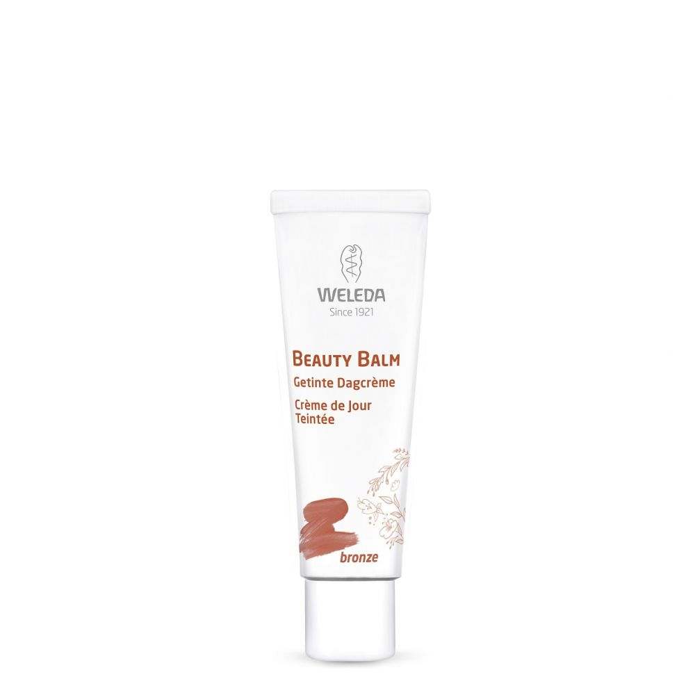 Weleda Beauty Balm Getinte Dagcreme Bronze 30 ml