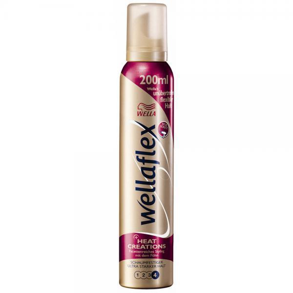 Wella Flex Mousse Heat Creations 200 mL