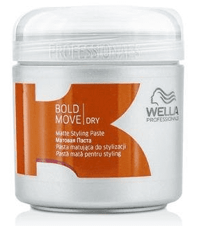 Wella Professional Matte Styling Wax - Bold Move Hold 2 150ml