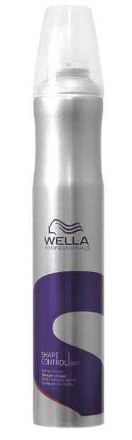Wella Professional Styling Mousse - Shape Control Hold 4 500ml