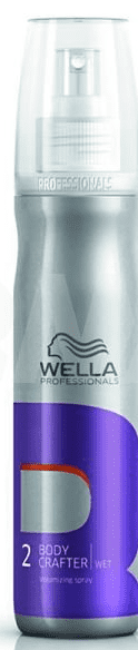 Wella Professional Volumising Spray - Body Crafter Hold 2 150ml