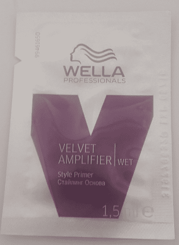 Wella Professionals Style Primer - Hold 1 Velvet Amplifier 1,5ml