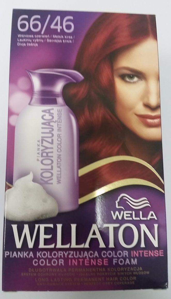 Wella Wellaton Color Mousse - 66/46 Wilde Kers
