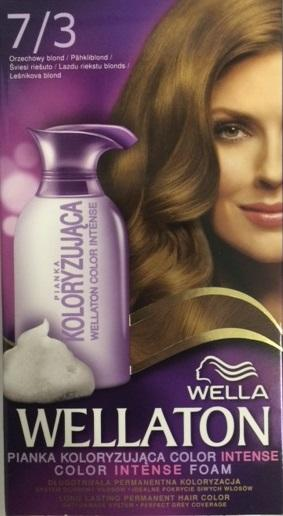 Wella Wellaton Color Mousse - 7/3 Blond