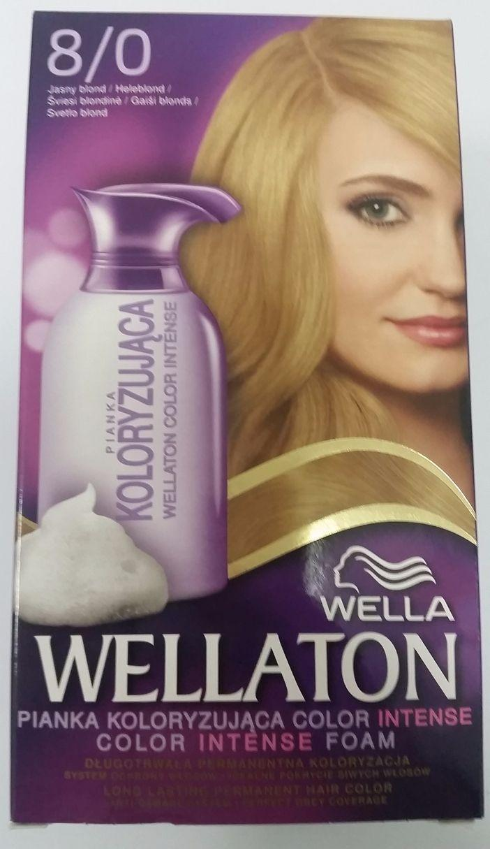 Wella Wellaton Color Mousse - 8/0 Helder Blond