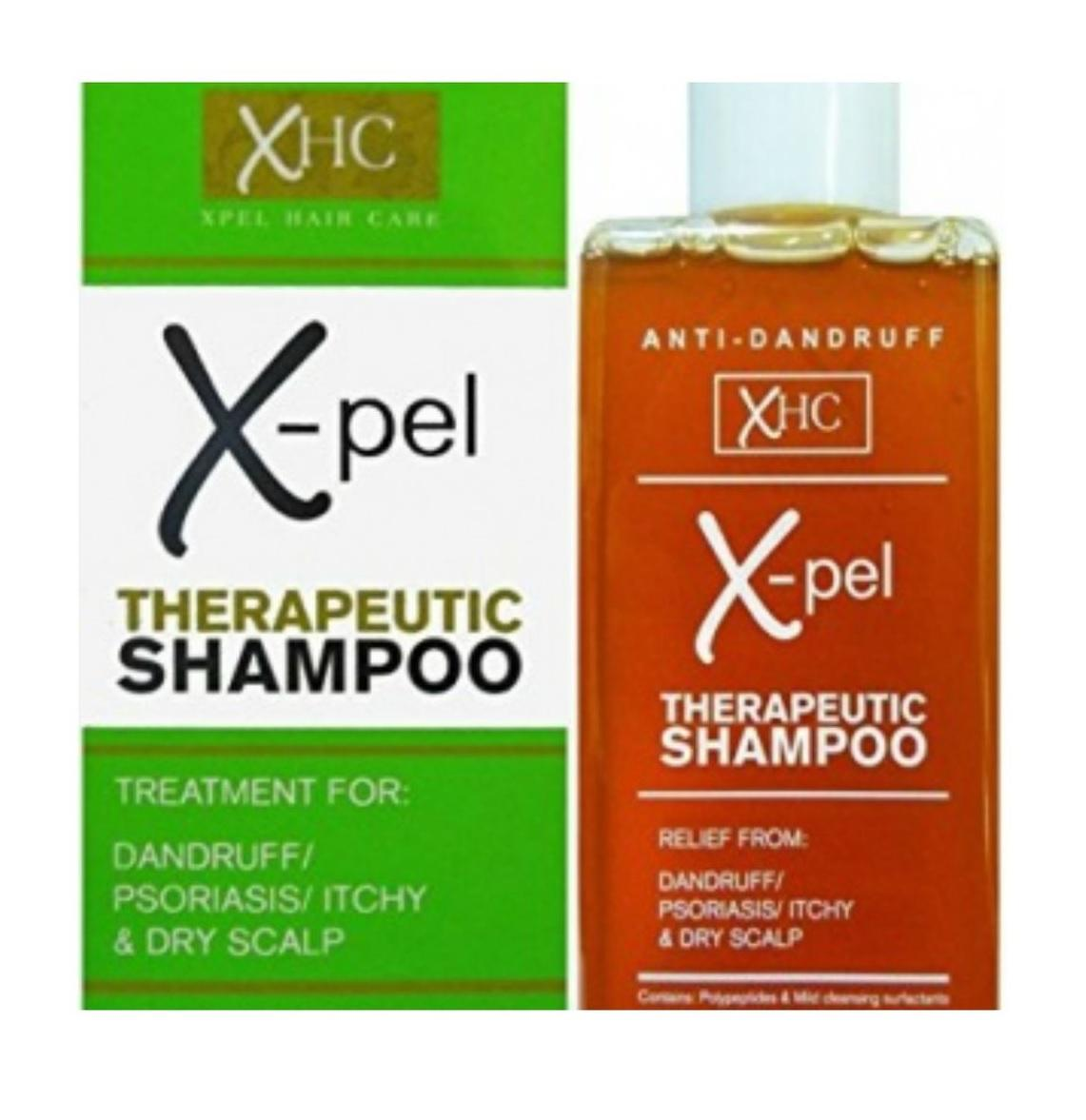 XHC X-pel Shampoo - Therapeutic - 125 ml.