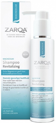 Zarqa Magnesium Shamp Revitalizing